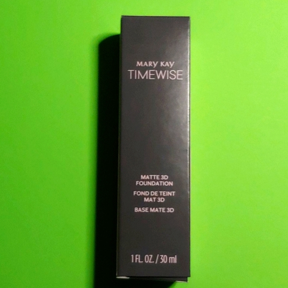 [mary kay]Timewise Matte 3D Foundation (oily skin)